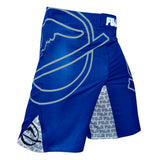FUJI INVERTED BOARD SHORTS-Blue-2