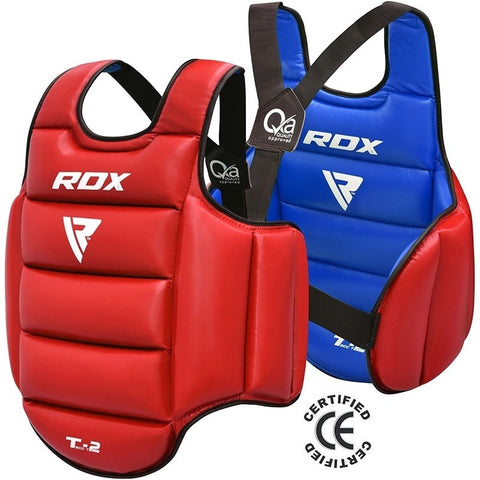 RDX T2 TAEKWONDO CHEST GUARD PROTECTION-1