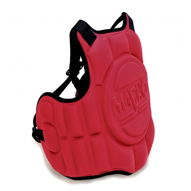 MACHO Chest Guard-Red-1