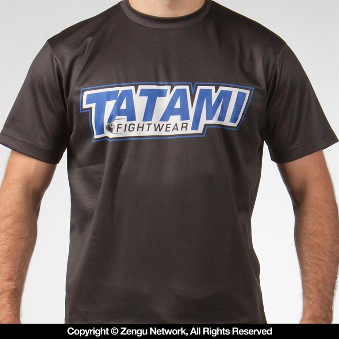 Tatami Fightwear GenX Short Sleeve Grappling Shirt-1