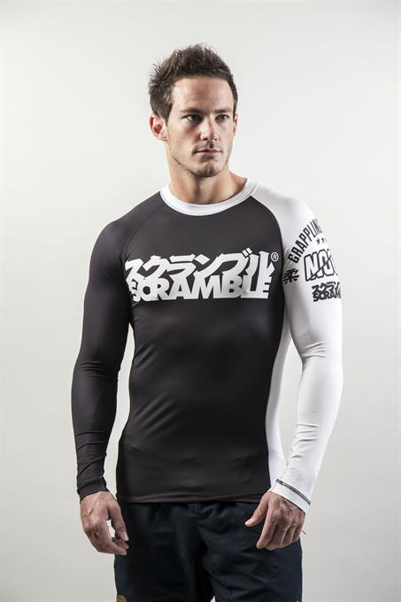 Scramble-Ranked IBJJF Rashguards-1