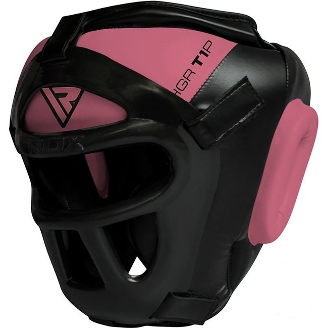RDX T1 COMBOX PINK HEAD GUARD FOR WOMEN-1