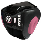 RDX T1 COMBOX PINK HEAD GUARD FOR WOMEN-3