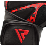 RDX L7 CROWN WEIGHTLIFTING LEATHER GYM GLOVES-7