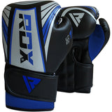 RDX X1U FILLED DEMO PUNCH BAG & GLOVES-2