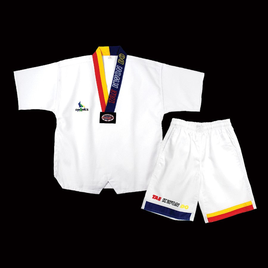 DYNAMICS SUMMER TAEKWONDO UNIFORM