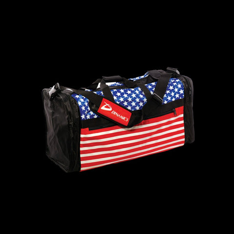 DYNAMICS USA FLAG BAG