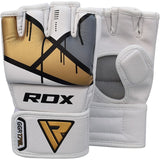 RDX T7 EGO MMA GRAPPLING GLOVES(Golden)-3