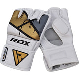 RDX T7 EGO MMA GRAPPLING GLOVES(Golden)-6