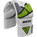 RDX T7 EGO MMA GRAPPLING GLOVES(Green)-6