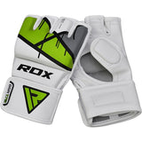 RDX T7 EGO MMA GRAPPLING GLOVES(Green)-7
