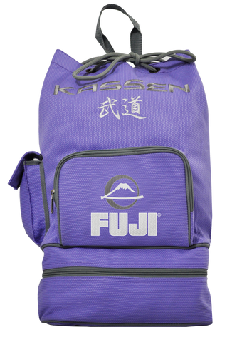 FUJI Sports Kassen Backpack-Mauve-1