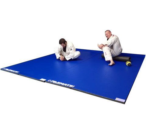 FUJI Home Roll Out Mat-Blue-1