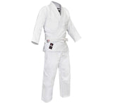FUJI Single Weave Judo Gi-White-3