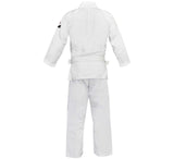FUJI Single Weave Judo Gi-White-5