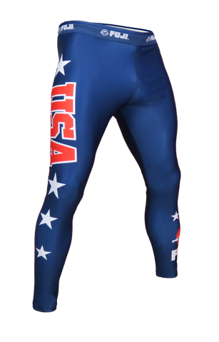 FUJI Sports USA Grappling Spats-1