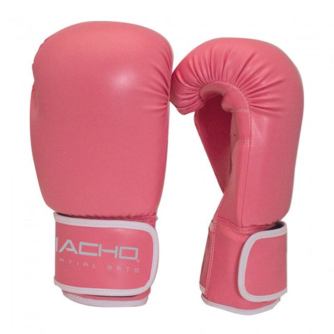 MACHO Basic Boxing Glove-Pink-1