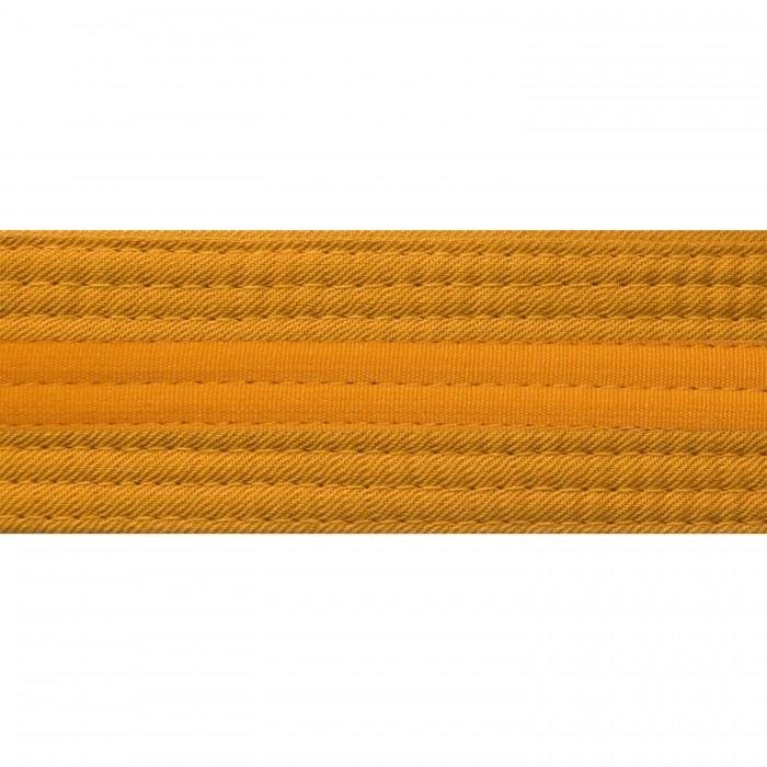 BOLD LOOK GOLD BELTS WITH STRIPE/GOLD STRIPE-1