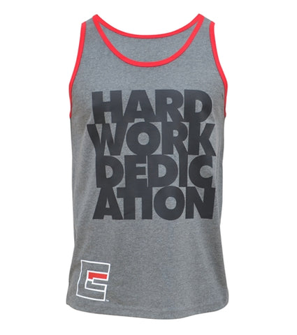 Combat Corner Hard Work Dedication Tank Top-1
