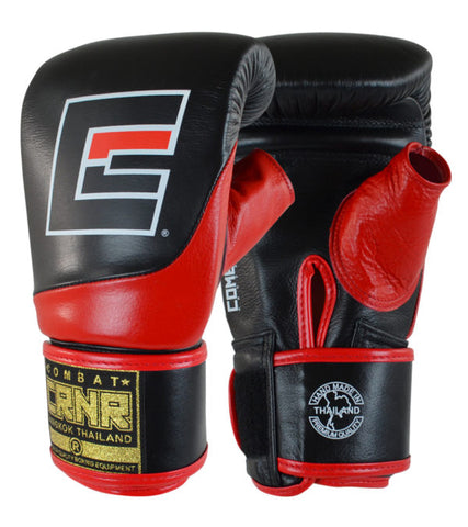 Combat Corner HMIT Bag Gloves Red-1