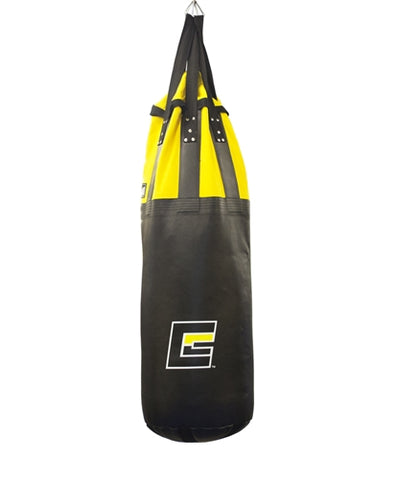 Combat Corner HMIT Half Nylon & Leather Heavy Bag (Unfilled)
