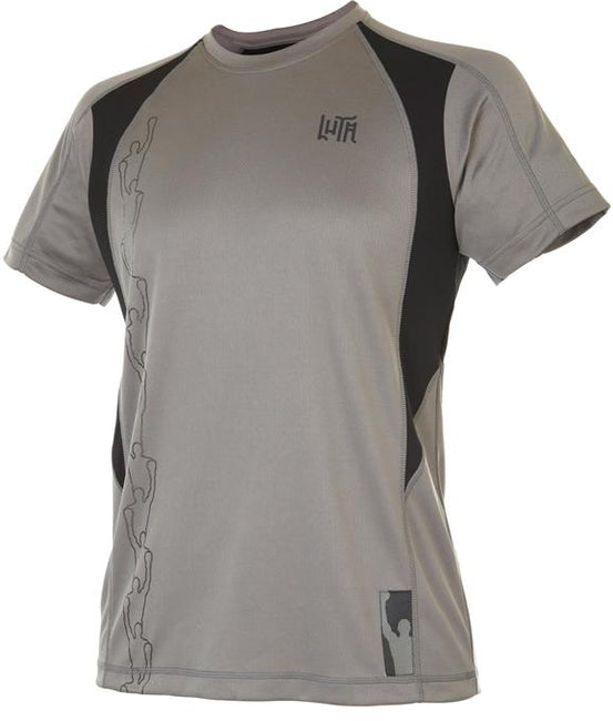Luta-Speed-Tech Grey-Training Top-1