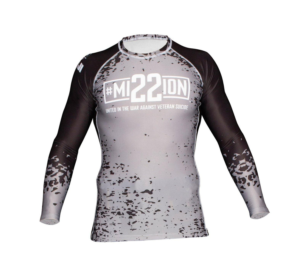 Fuji Mission 22 Long Sleeve Rashguard