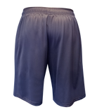 FUJI USA Judo Elite Workout Shorts-Blue-4