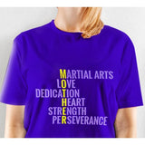 MACHO Martial Arts Mother T-Shirt-1