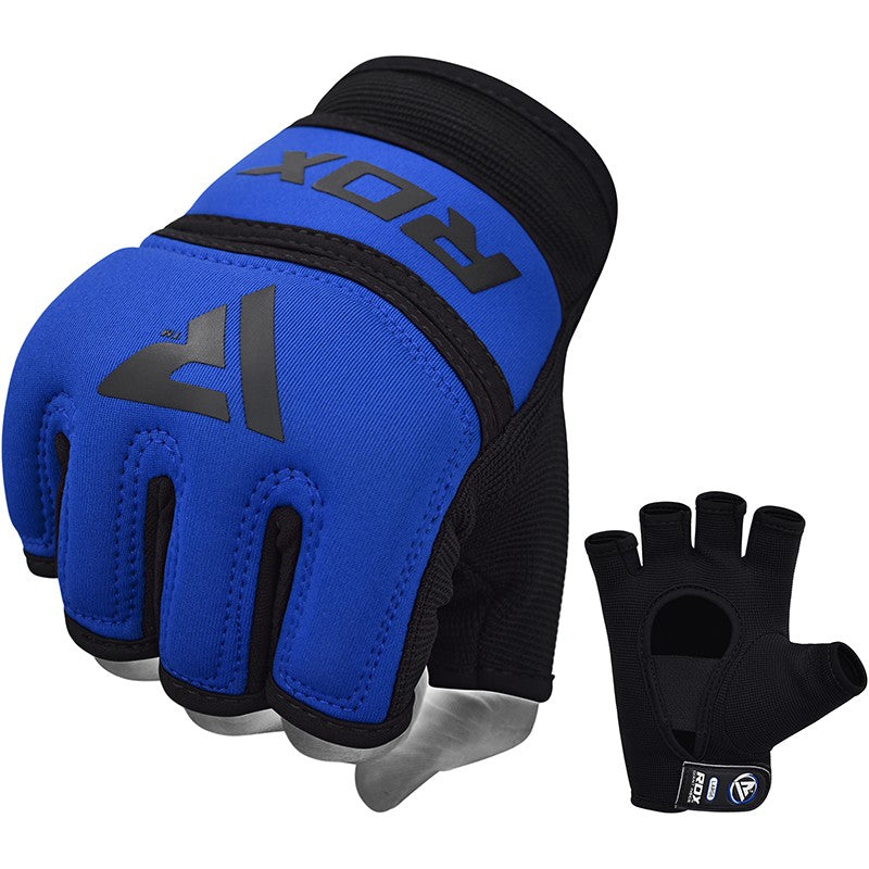 RDX X6 INNER GLOVES/Blu-1