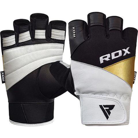RDX S11 PRIUS WEIGHT LIFTING GLOVES-1