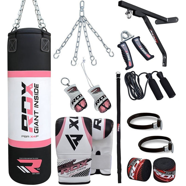 RDX 17PC LADIES PUNCHING BAG SET-1