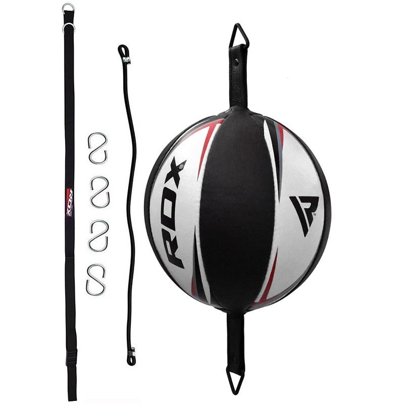RDX R3 LEATHER DOUBLE END DODGE SPEED BALL-1