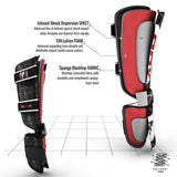 RDX T2 MMA SHIN INSTEP GUARDS-3