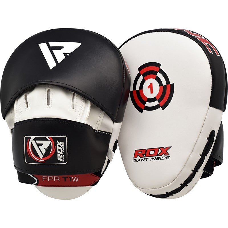 RDX T1 CURVED BOXING PADS-1
