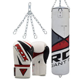 RDX F7 EGO PUNCH BAG WITH GLOVES SET-1
