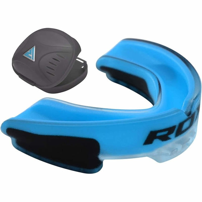 RDX GEL GUM SHIELD MOUTH GUARD/Blu-1
