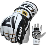 RDX F3 GEL LEATHER MMA GLOVES-1