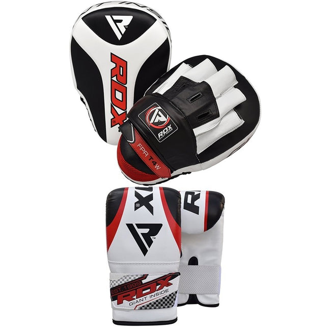 RDX FOCUS PADS WITH BAG GLOVES-1