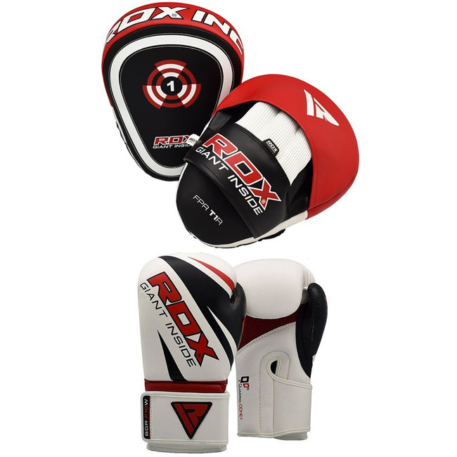 RDX FOCUS MITTS & GLOVES SET-1