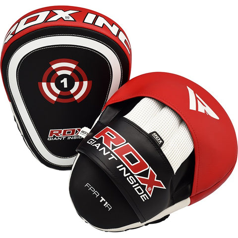 RDX T1 RED BOXING PADS-1