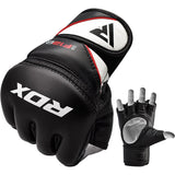 RDX F12 TRAINING MMA GRAPPLING GLOVES/Blk-6