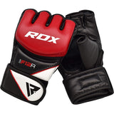 RDX F12 TRAINING MMA GRAPPLING GLOVES/R-4