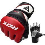 RDX F12 TRAINING MMA GRAPPLING GLOVES/R-5