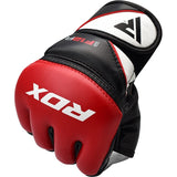 RDX F12 TRAINING MMA GRAPPLING GLOVES/R-8