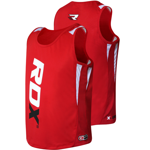RDX X5 BODYBUILDING GYM VEST-1