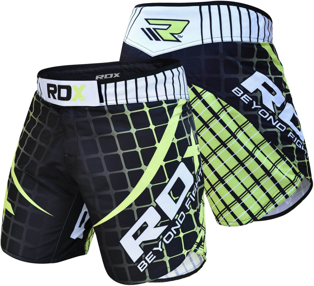 RDX R2 FLEX PANEL MMA SHORTS-1