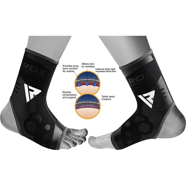 RDX A2 ANKLET SUPPORT COMPRESSION SOCK-1