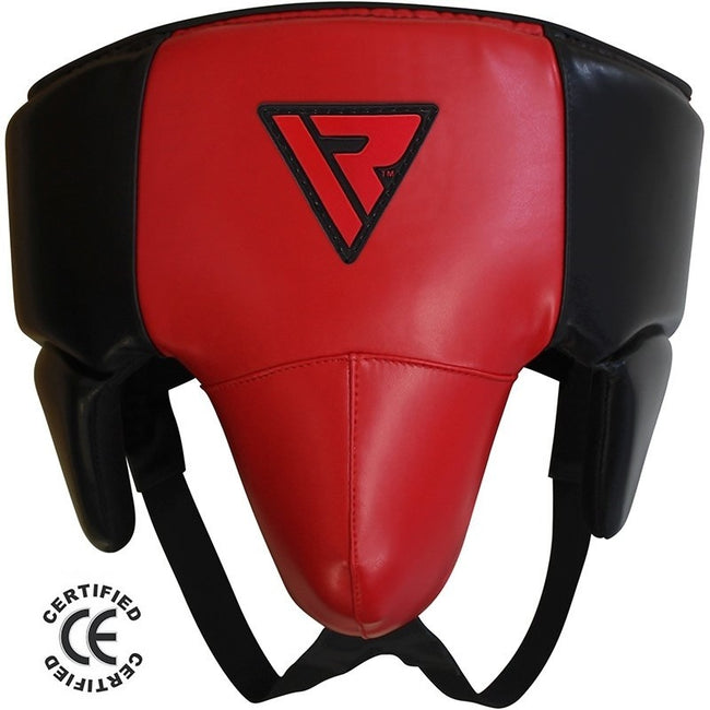RDX X3 NO FOUL RED GROIN GUARD-1