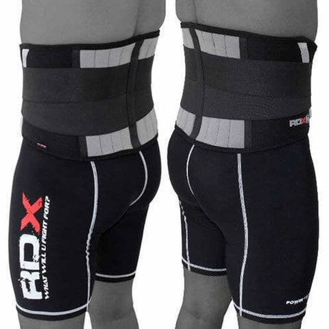 RDX X2 LOWER BACK SUPPORT GYM BELT-1
